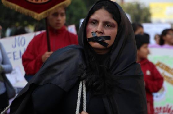 #NiUnaMenos: las movilizaciones en el interior del país [FOTOS]