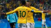 Brasil vs. Colombia: por pase a semis de fútbol en Río 2016