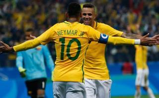 Brasil ganó 2-0 a Colombia y avanzó a semifinales en Río 2016