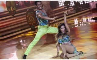 """El gran show"": Melissa Paredes decepcionó al jurado [VIDEO]"