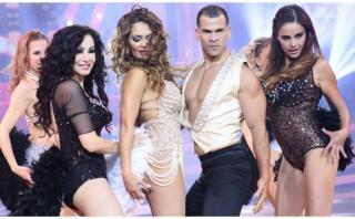 """""""El gran show"""": Darlene Bernaola se salvó tras este baile"""