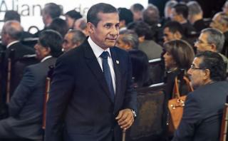 Ollanta Humala tendrá asesores pagados por el Congreso