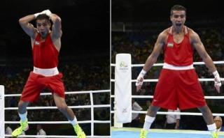 Río 2016: boxeador celebró victoria como Cristiano Ronaldo