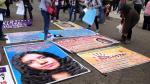 #NiUnaMenos: imágenes de la concentración pre marcha [FOTOS] - Noticias de jesus soto