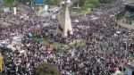#NiUNaMenos: movilización es tendencia nacional en Twitter - Noticias de ht