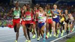 Río 2016: Luis Ostos ocupó el puesto 21 en los 10 mil metros - Noticias de mo farah