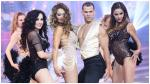 """""""El gran show"""": Darlene Bernaola se salvó tras este baile - Noticias de janet barboza"""