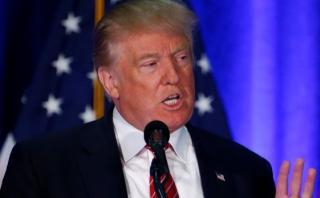 """Trump hará """"examen exhaustivo"""" a inmigrantes si es presidente"""