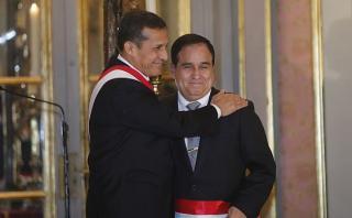 """""""Es un chiste que vinculen a Humala con escuadrón de la muerte"""""""