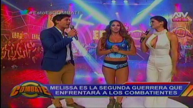 Melissa Loza en