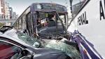 Inhabilitarán de por vida a choferes que causen accidentes - Noticias de ordenanza municipal