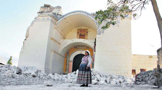 Sismo en Arequipa: hasta sesenta réplicas en un día