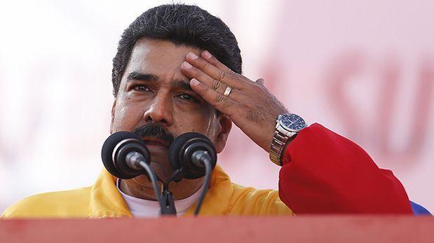 Venezuela: Aprobación de Nicolás Maduro cae a 21,2%