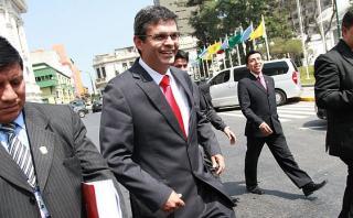 Gastañadui: No existe nepotismo en mi designación como asesor