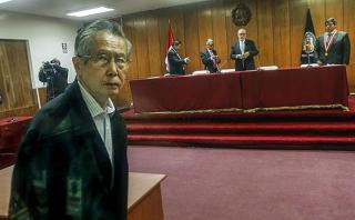 Alberto Fujimori fue absuelto en el caso de los Diarios Chicha