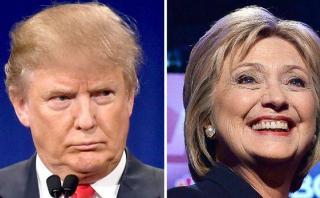 EE.UU.: Clinton saca 6 puntos a Trump en nueva encuesta