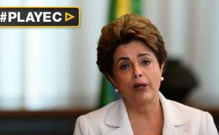 Dilma lanza un dramático mensaje para que no la condenen