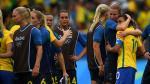 Río 2016: Marta lloró desconsolada la eliminación de Brasil - Noticias de fifa