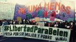 Argentina: Tribunal ordena liberar a mujer condenada por aborto - Noticias de dictan prision