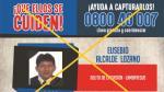 Los más buscados: extorsionador de comerciante cayó en Chiclayo - Noticias de chiclayo