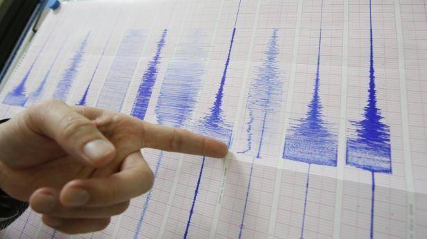 Dos temblores se sintieron esta mañana en Lima, Ica y Arequipa