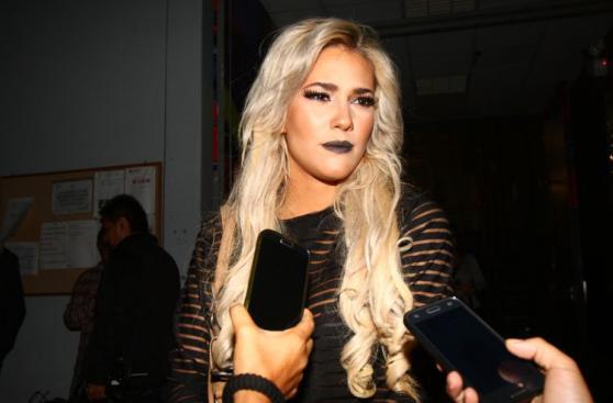 Julieta Rodríguez fue captada con Jefferson Farfán en Miami