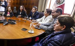 Fuerza Popular no opinará sobre Fujimori y Diarios Chicha