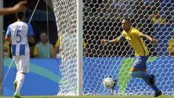 Neymar marcó el gol más rápido en la historia de los JJ.OO.