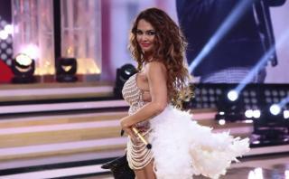 """""""El gran show"""": Darlene Bernaola lamenta calificación de Yola"""