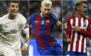 Liga española: programación de la fecha 1 de La Liga Santander