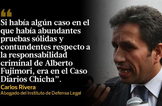 Reacciones a la absolución de Fujimori del caso Diarios Chicha