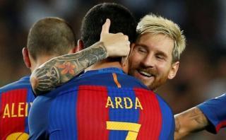 ¡Barcelona campeón de la Supercopa de España! Aplastó a Sevilla