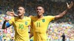 Brasil a la final de Río 2016: goleó 6-0 a Honduras en semis - Noticias de portugal vs argelia