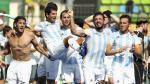 ¡Leones de Argentina ganan oro! Vencieron a Bélgica en hockey - Noticias de simon estadio