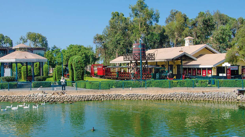 Aniversario de lima 9 de los parques m s lindos de la ciudad for Viveros en lima