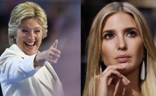 La hija de Trump apoya, sin saberlo, a inmigrantes y a Clinton