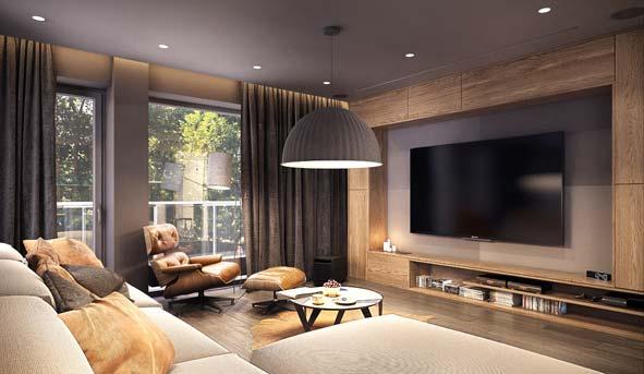 de entretenimiento ideal para tu sala de estar  Foto galeria 1 de