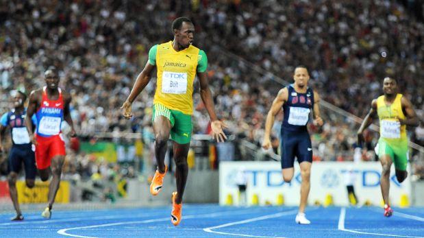 Usain Bolt: revive la hazaña del récord mundial 2009 en 200m