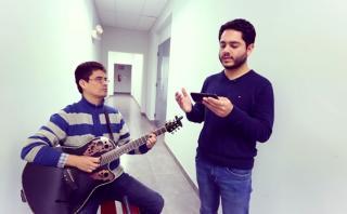 """Zejo Cortez nos recita el poema """"Mi mejor versión"""" [VIDEO]"""