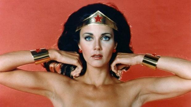 """""""Supergirl"""": primera foto de Lynda Carter como la presidenta"""