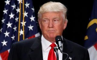 """Trump dice estar """"arrepentido"""" de sus declaraciones polémicas"""