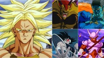 """""""Dragon Ball Z"""": estos fueron los villanos de las películas"""