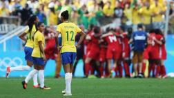 Río 2016: Brasil no pudo ganar ni el bronce en fútbol femenino