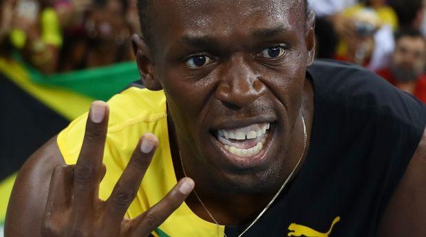 Bolt corrió, ganó y sumó su tercera presea dorada en Río 2016