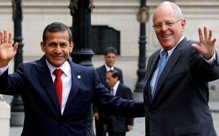"""PPK: """"No hubo ningún trato por debajo de la mesa con Humala"""""""