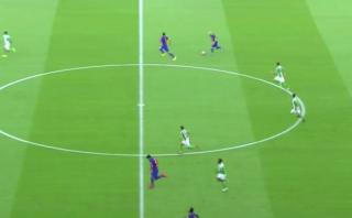 Messi-Suárez: golazo y un manual de cómo contraatacar [VIDEO]
