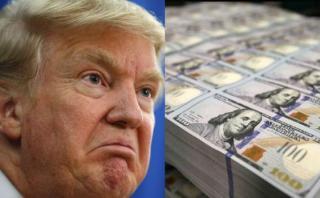 Trump: Deudas de sus empresas ascenderían a US$ 650 millones