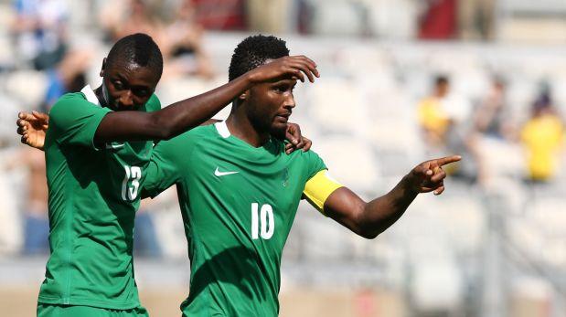 Nigeria logró medalla de bronce: venció 3-2 a Honduras en Río