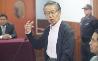 Pérez Tello: Fujimori tiene derecho a pedir indulto en exterior