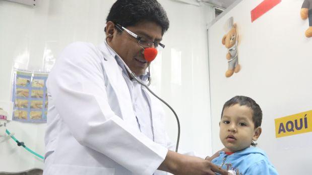 Campaña se realizó sedes del Hospital de la Solidaridad de Lima, Chiclayo, Sullana, Tarapoto, Ica, Cusco y Tacna. (Foto: Difusión)